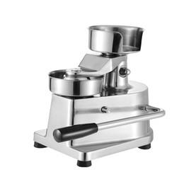 $enCountryForm.capitalKeyWord Australia - Stainless Steel Manual Hamburg Machine Multi-function Meat Cake Molding Machine Press Rice Cake Machine Food Processing Equipment