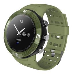 $enCountryForm.capitalKeyWord Australia - NEW F18 multi-function GPS positioning Bluetooth smart watch multiple sports mode switch depth waterproof health reminder GIFT