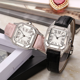 1be1750534b Girls new watch brands online shopping - AAA Luxury Brand Women s Leather Diamond  Watch Multi