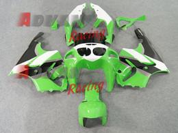 Kawasaki Zx7r Green Australia - High quality New ABS motorcycle fairings fit for kawasaki Ninja ZX7R 1996-2003 ZX7R 96 97 98 99 00 01 02 03 fairing kits cool green white