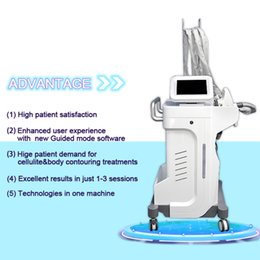 $enCountryForm.capitalKeyWord Australia - Body shaping multifunctional velashape vacuum roller rf body slimming velashape ultrasonic fat removal cellulite vacuum massage machine