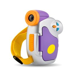 Discount kid video cartoon - 1080P HD Children Kids Digital Video Camera 1.5Inch Full Color Display Cartoon 4X Zoom 5MP Camcorder Funny Photo Frame