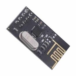 Dip Module Australia - C0013 5pcs NRF24L01 NRF24L01+ Wireless Module 2.4G Wireless Communication Module Upgrade Module