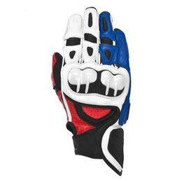 $enCountryForm.capitalKeyWord Australia - A GPX Motorcycle Real Leather Sports racing Gloves GP Gloves Moto Waterproof Motorcycle Protective Gears Motocross gift