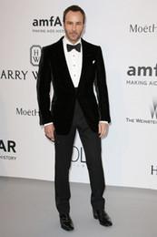 $enCountryForm.capitalKeyWord Australia - Black Velvet Wedding Suits For Men Shawl Lapel Formal Custom Blazer 2019 India Style Smoking Mens Wedding Suits Jacket + Pants YM