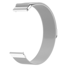 Huawei Smart Watches NZ - Milanese Loop Magnetic Straps for LG Watch SPORT Smart Watch Bands for Huawei watch2 watch2 pro Strap Metal stainless steel Wristband