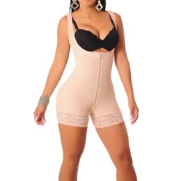 5215c219028 Factory Price Firm Control Shapewear Waist Cincher Corset Underwear Open  Bust Plus Size Bodysuit CWS8511