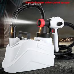Опт JST80010 электрический безвоздушный пистолет-распылитель краски крупнотоннажный распылительный инструмент распылительная машина латексная краска распылитель 220V/110V 1280W