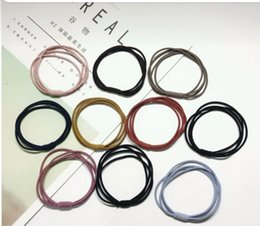 $enCountryForm.capitalKeyWord NZ - Web celebrity hair elastic hair band adults taenia South Korea small and pure and fresh ins contracted, female character hair bands