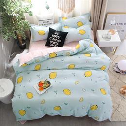 $enCountryForm.capitalKeyWord Australia - 4PCS Popular Silk Damask Bed Linen Duvet Cover Jacquard Bedsheet Sets Luxury Silk Bedding Set King Size