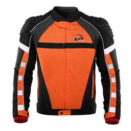 Off rOad mOtOrcycle jackets online shopping - Motorcycle Jacket Summer Motocross Off Road Jacket Breathable Mesh Moto Protective Gear Motorcycle Clothing for Men