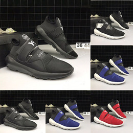 f842daa68760a New Top Quality Fashion Sports Luxury designer Y-3 Suberou Men Women Slip  On Running Shoes Yohji Y3 Sneakers Outdoor Size 36-44 With Box