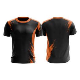 $enCountryForm.capitalKeyWord Australia - Custom Badminton shirts Men   Women , sports Fitness Running shirt , Tennis shirt , Table tennis shirt 3D printing T-Shirts