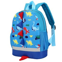 ac072af5dad8 Cute Boys Rucksacks UK - Dinosaur Children Backpack For Boys Girls Kids  Kindergarten Schoolbag Bag Small