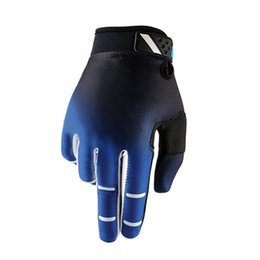Wholesale brand Team Cycling Ciclismo Gloves Mountain Bike Sports Gloves Breathable Racing MTB Bicycle Cycle Glove For Man Women