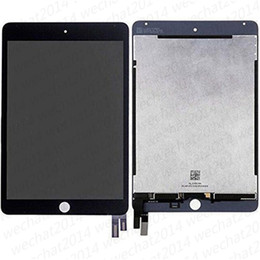 Mini Ipad Touch Screen Replacement NZ - 5PCS New LCD Display Touch Screen Digitizer Replacement Assembly for iPad Mini 4 free DHL