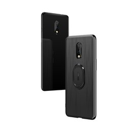 Free Cellphone Cases UK - For Oneplus 7 Slim Soft Anti-slip Carbon Fiber brushed TPU Cellphone Case with retail package and free shipping