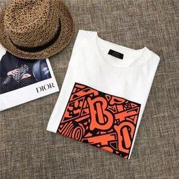 84fd402b00721 T Shirt Element Australia - 19ss luxurious brand design BBR Printed latest  element design T-