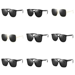sunglasses c Australia - NEW Fashion Style 0234S Oversized Goggles Inlaid Pearl Rivets Frame Leg Top Quality Uv Protection Eyewear 0234 Sunglasses With Original C#979