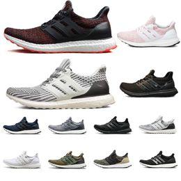 $enCountryForm.capitalKeyWord Australia - Ultra Cheap Running Shoes 3.0 4.0 Primeknit Oreo Triple Black White Cny Mocha Multicolor Candy Cane Men Women Designer Sports Sneakers