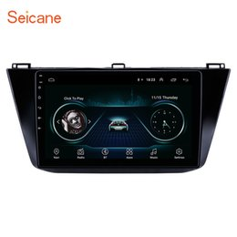 $enCountryForm.capitalKeyWord Australia - 10.1 inch Android 8.1 Car Stereo for 2016-2018 VW Volkswagen Tiguan with HD Touchscreen Bluetooth USB support Carplay TPMS