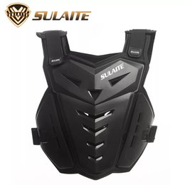 $enCountryForm.capitalKeyWord UK - New Black Motorcross Back Protector Skating Snow Body Motorcycle Spine Guard Vest Car Accessories Moto armor