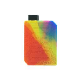 E cig accEssoriEs casE online shopping - Protective Silicone Case Cover for VOOPOO DRAG Nano Pods Kits E cig Smoking Accessories DRAG Nano Case
