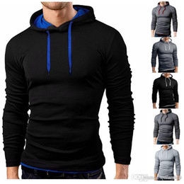 $enCountryForm.capitalKeyWord NZ - Mens Designer Fashion Hoodie Spring Mens Pullover Hip Hop Street Solid Color Hoodie Casual Comfortable Sweatshirt Mens and Womens Sports