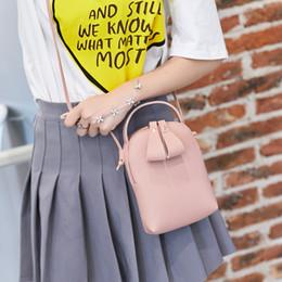 $enCountryForm.capitalKeyWord Australia - Women's Handbags Small Mobile Phone Shoulder Bag Big Handle Lady's Mini Cute Solid Color Handbag Cross Body Zipper Bags Purse