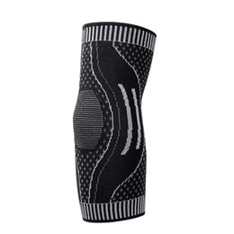 $enCountryForm.capitalKeyWord Australia - Elbow Brace Breathable Soft Pain Reliefer High Stretch Sports Pad Arm Protection Workouts Nylon Elbow Sleeve Compression Support