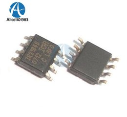 regulator circuits 2019 - 10PCS lot IR2184 IR2184S SOP-8 2184 HALF-BRIDGE DRIVER SMD IC Chips Original Integrated Circuit cheap regulator circuits