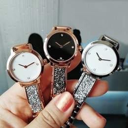 a43a9e5f6 AAA luxury brand women's wristwatch fashion Diamond Dress quartz watch  valentine's Day gift hot sale of gold, silver, rose gold