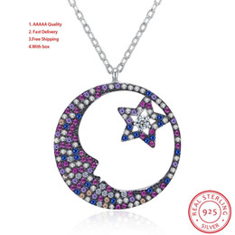 $enCountryForm.capitalKeyWord NZ - Plant Power Necklaces Svn131 Flower Red Crystal Necklaces Swarovski Crystals Sterling Silver Pendants For Women