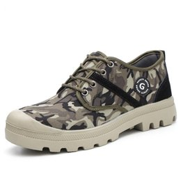 $enCountryForm.capitalKeyWord Australia - Safety Shoes Steel Toe Cap Camo Spring Breathable canvas Casual Shoe Labor Insurance Puncture Proof Work safety shoes Mens