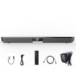 Bluetooth Sound Bar für TV Bass Dual-Anschluss Wired und Wireless Soundbar Heimkino Surround Sound Audio-Lautsprecher mit Subwoofer im Angebot