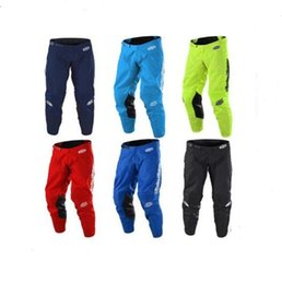 pants motorcycle cross Canada - TLD riding trousers spring and autumn motorcycle cross-country downhill pants bicycle trousers protection wear-resistant racing suit
