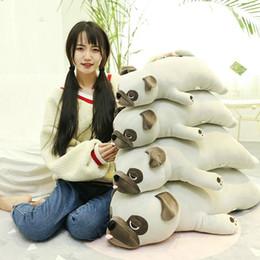 Girlfriends Gift Cat Australia - Pug Doll Dog Plush Toys Lovely Doll Ragdoll Gift Send Girlfriend Pillow