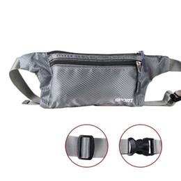 $enCountryForm.capitalKeyWord UK - Adjustable Belt Bags Travel Pouch Zippered Waist Compact Security Money Phone Tablet Waist for Men Women Promotion #695910