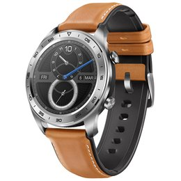 Gps Ratings Australia - Original Huawei Honor Watch Magic Smart Watch GPS NFC Heart Rate Monitor Sports Tracker Wristwatch For Android iPhone iOS Waterproof Watch