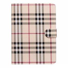 "$enCountryForm.capitalKeyWord UK - Designer iPad Case for ipad pro12.9"" 10.5"" mini5 Fashion Vintage Grid Case PU Leather Tablet Filp Holder for iPad Pro 9.7 Air1 2 Mini 1234"