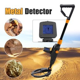Gold diGGer detector online shopping - MD A Underground Metal Detector Beach Search Tool Under ground Gold Treasuer Digger LCD Diaplay Gold Coin Detect Finder Digger Hunter