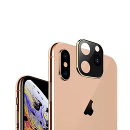 Glasses replacement lenses online shopping - Unique design Camera lens Cover For making your iphone x loos like iphone pro new replacement back camera lens protectors