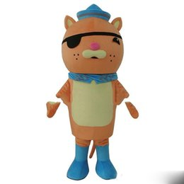 Cartoons full movies online shopping - 2018 High quality Octonauts Barnacles and Kwazii Mascot Costume Cartoon Costumes For Adults