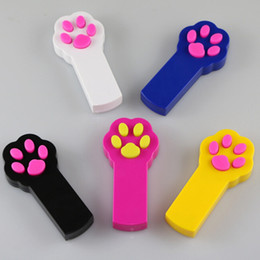 $enCountryForm.capitalKeyWord Australia - Cat Favoriate Toys Funny Cat Dog Interactive Cartoon Automatic Red Laser Pointer Exercise Toy Pet Product