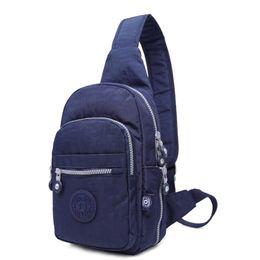 Single Shoulder Strap Packs Australia - good quality Chest Pack Women Single Strap Crossbody Bags Waterproof Leisure Fashion Multifunctional Sling Shoulder Bag 2019