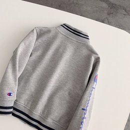 $enCountryForm.capitalKeyWord Canada - 2019 Catamite Pure Cotton Jacket Loose Coat New Pattern Luxury Designer Jacket boys kids fashion jackets winter baby boy blazer smart_kid