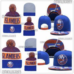 New York Islanders dos homens de Hóquei No Gelo Gorro De Malha Bordado  Ajustável Chapéu Bordado Snapback Caps Azul Branco Cinza Costurado Chapéu  De Malha c8af720af91
