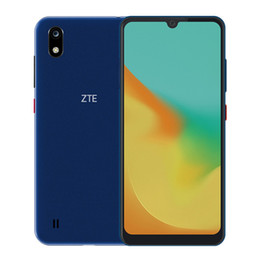 "Discount hotknot android cell phones - Original ZTE Blade A7 4G LTE Cell Phone 2GB RAM 32GB ROM Helio P60 Octa Core Android 6.088"" Full Screen 16.0MP Face"
