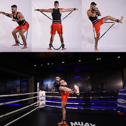 $enCountryForm.capitalKeyWord Australia - Fitness Resistance Bands Set for Arms Legs Strength and Agility Workout Equipment Boxing Strap Basketball Jump Force Training