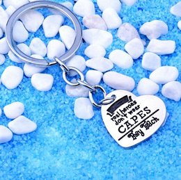 """$enCountryForm.capitalKeyWord Australia - Heart Teacher Keychain """"Real Heroes Don't Wear Capes """"Unisex Inspirational Stainless Steel Jewelry Best Christmas Gift For Friend"""